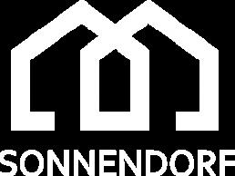 Sonnendorf Logo - weiß