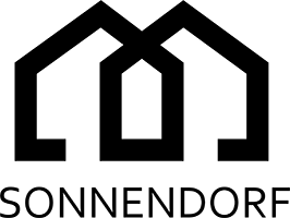 Sonnendorf Logo - schwarz