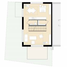 Sonnendorf Reihen-Haus 1 OG